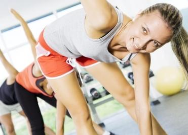 La gym suédoise fait travailler l'ensemble du corps.
