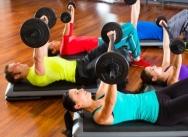 Un cours de Body Pump permet de brûler 600 calories !